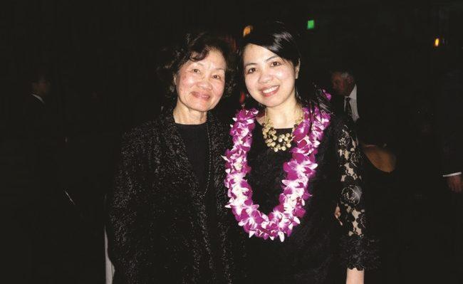 Chị Lê Đình Ysa Giám đốc Hội Văn Học Nghệ Thuật Việt Mỹ (VAALA)