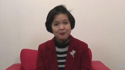 chị Nguyễn Phúc Anh Lan, người đã có rất nhiều đóng góp cho ngành giáo dục Việt Nam và được đích thân Tổng thống Obama đề cử vào Hội đồng Quản trị Qũy Giáo dục Việt Nam