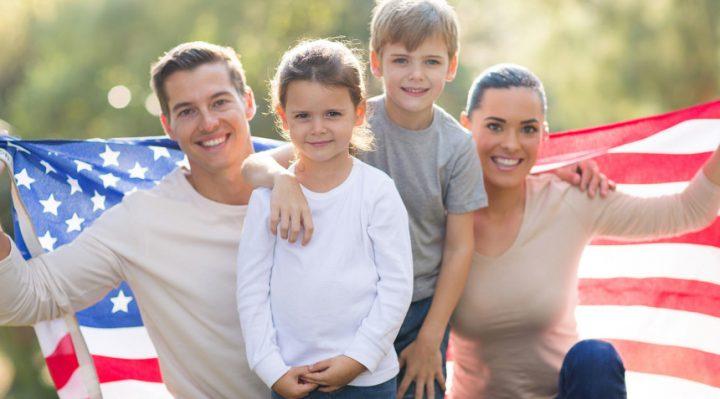 Định cư Mỹ theo diện đoàn tụ gia đình