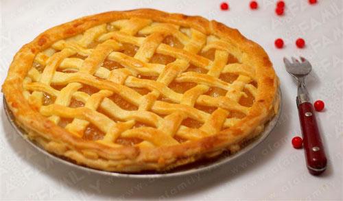 Bánh Táo ẩm thực nước Mỹ