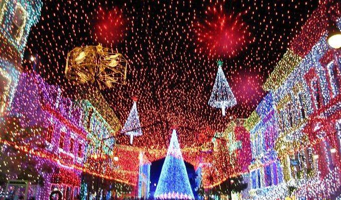 Giáng sinh ở New York