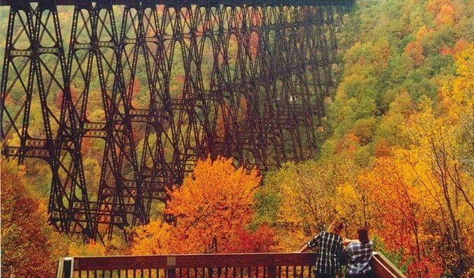 Rừng Allegheny, Mỹ