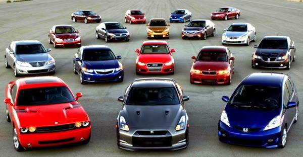 Xe hơi là phương tiện phổ biến ở Mỹ