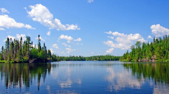 Hồ Minnesota, một trong 5 hồ lớn nhất nước Mỹ