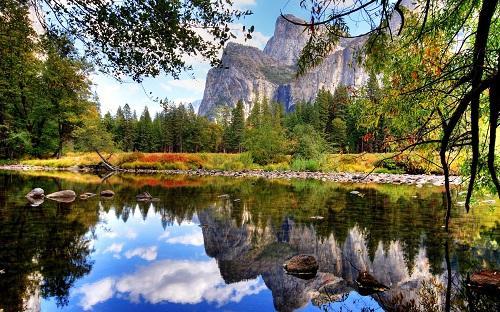 Công viên Yosemite, Mỹ