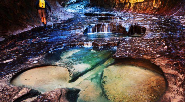 Công viên quốc gia Zion, Mỹ