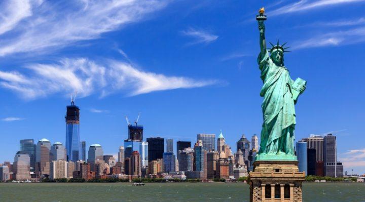 tượng nữ thần tự do, kỳ quan nước Mỹ