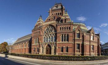 Harvard University trường đại học nổi tiếng tại Mỹ