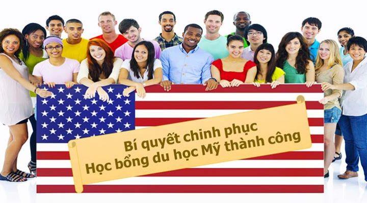 Bí quyết chinh phục học bổng du học Mỹ