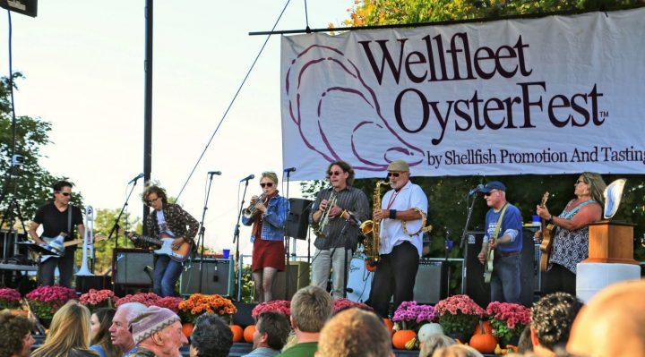 Lễ hội Wellfleet Oysterfest