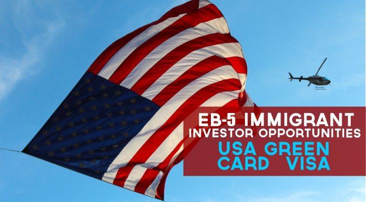 Chương trình định cư Mỹ EB-5 năm 2018 cùng nhìn lại
